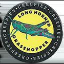 Stack N Smack > Street Kaps > Creepies Long-Horned-Grasshopper.