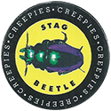 Stack N Smack > Street Kaps > Creepies Stag-Beetle.