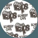 Stack N Smack > Street Kaps > Scaredy Caps Back.