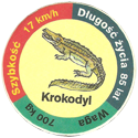 Star Foods > Animals Krokodyl.