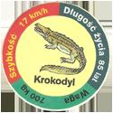 Star Foods > Animals Krokodyl.