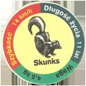 Star Foods > Animals Skunks.