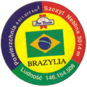 Star Foods > Currencies and Countries Brazylia.
