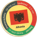 Star Foods > Countries (Text on back) Albania.