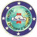 Star Foods > Countries (Text on back) Back.