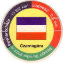 Star Foods > Countries (Text on back) Czarnogóra.