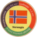 Star Foods > Countries (Text on back) Norwegia.
