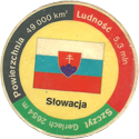 Star Foods > Countries (Text on back) Słowacja.