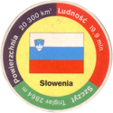 Star Foods > Countries (Text on back) Słowenia.
