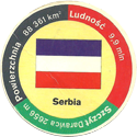 Star Foods > Countries (Text on back) Serbia.