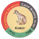 Star Foods > Animals Койот.