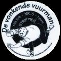Suske en Wiske > De vonkende vuurman Back.
