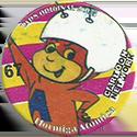 Tap's > Hanna-Barbera 67-Hormiga-Atómica.