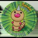 Taso > Pokémon 05-#13-Weedle.