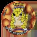 Taso > Pokémon 11-#27-Sandshrew.