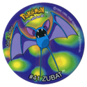 Taso > Pokémon 16-#41-Zubat.
