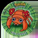 Taso > Pokémon 18-#45-Paras.