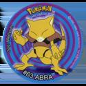 Taso > Pokémon 26-#63-Abra.
