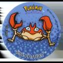 Taso > Pokémon 37-#98-Krabby.