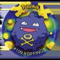 Taso > Pokémon 41-#109-Koffing.