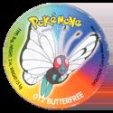Taso > Taso 4 Pokémone 012-Butterfree.