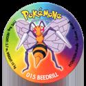 Taso > Taso 4 Pokémone 015-Beedrill.