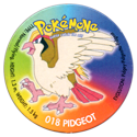 Taso > Taso 4 Pokémone 018-Pidgeot.