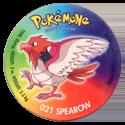 Taso > Taso 4 Pokémone 021-Spearow.