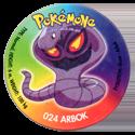 Taso > Taso 4 Pokémone 024-Arbok.