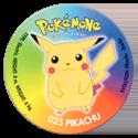 Taso > Taso 4 Pokémone 025-Pikachu.