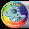Taso > Taso 4 Pokémone 030-Nidorina.