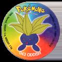 Taso > Taso 4 Pokémone 043-Oddish.