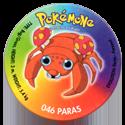 Taso > Taso 4 Pokémone 046-Paras.