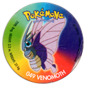 Taso > Taso 4 Pokémone 049-Venomoth.