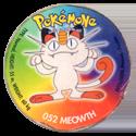 Taso > Taso 4 Pokémone 052-Meowth.
