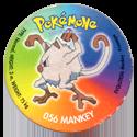 Taso > Taso 4 Pokémone 056-Mankey.