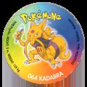 Taso > Taso 4 Pokémone 064-Kadabra.