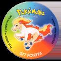 Taso > Taso 4 Pokémone 077-Ponyta.