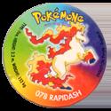 Taso > Taso 4 Pokémone 078-Rapidash.