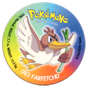 Taso > Taso 4 Pokémone 083-Farfetchd.