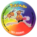 Taso > Taso 4 Pokémone 085-Dodrio.