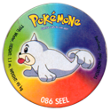 Taso > Taso 4 Pokémone 086-Seel.