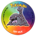 Taso > Taso 4 Pokémone 089-Muk.