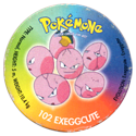 Taso > Taso 4 Pokémone 102-Exeggcute.