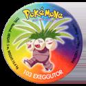 Taso > Taso 4 Pokémone 103-Exeggutor.
