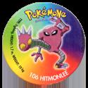 Taso > Taso 4 Pokémone 106-Hitmonlee.