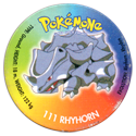 Taso > Taso 4 Pokémone 111-Rhyhorn.