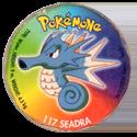 Taso > Taso 4 Pokémone 117-Seadra.