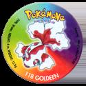 Taso > Taso 4 Pokémone 118-Goldeen.