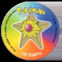 Taso > Taso 4 Pokémone 120-Staryu.